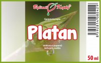Platan 50 ml - (gemmoterapie)