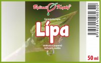 Lípa 50 ml - (gemmoterapie)