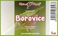 Borovice 5 ml - (gemmoterapie)