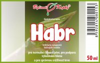 Habr 50 ml - (gemmoterapie)