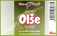 Olše 50 ml - (gemmoterapie)