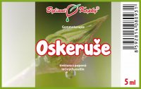 Oskeruše 5 ml - (gemmoterapie)