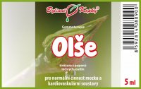 Olše 5 ml - (gemmoterapie)